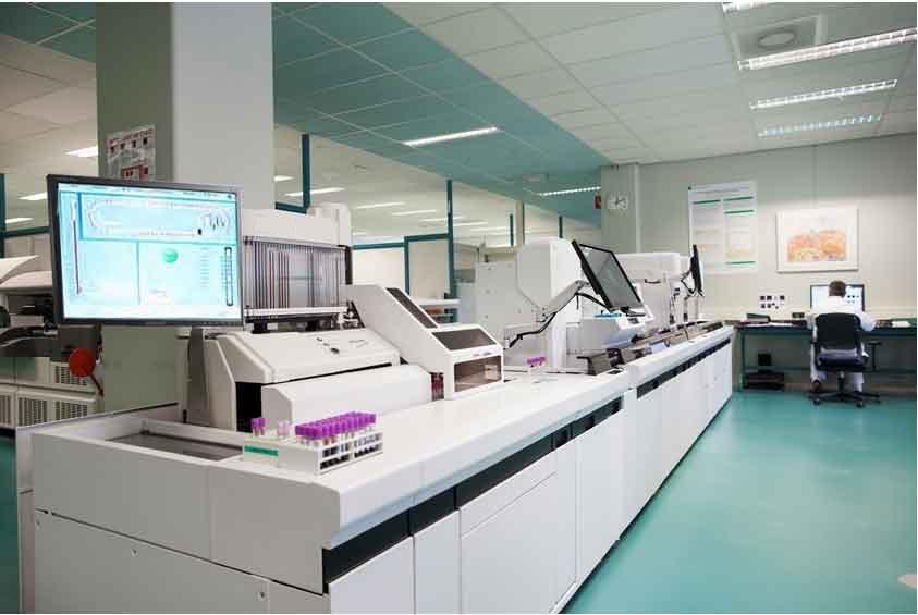 Starrsed RL ESR Automated Instrument / Analyzer