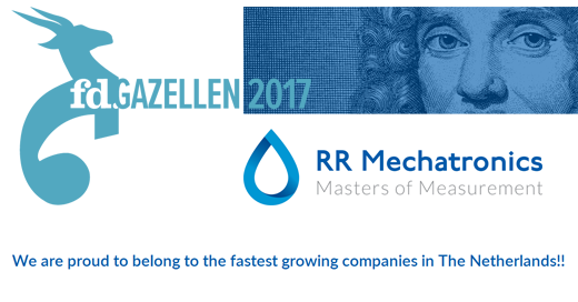 RR Mechatronics gazellen award 2017